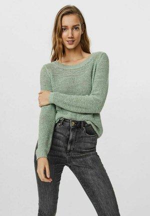 Sweter - jadeite