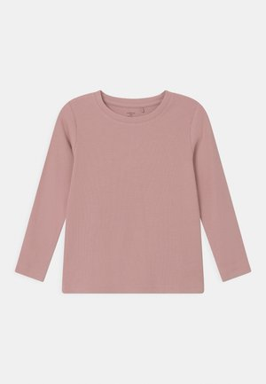 MINI BASIC - Long sleeved top - dusty pink