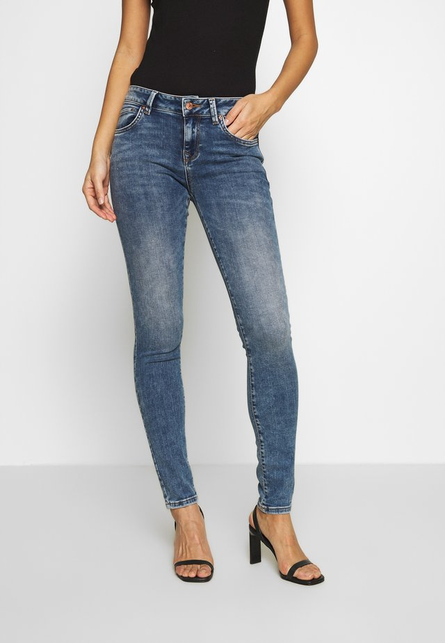NICOLE - Jeans Skinny Fit - blue