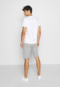 Schott - Shorts - heather grey - 2
