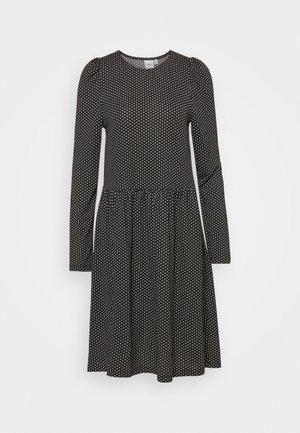 IHLENE - Jersey dress - black