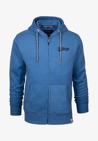 Spitzbub - KLAUS - Zip-up sweatshirt - blue - 0