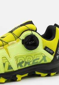 adidas Performance - TERREX  AGRAVIC BOA R.RDY UNISEX - Scarpa da hiking - acid yellow/core black/hi-res yellow - 5