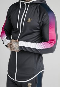 SIKSILK - ADVANCED TECH - Zip-up hoodie - midnight grey - 4