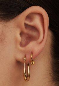 Selected Jewels - SET - Örhänge - gold - 1