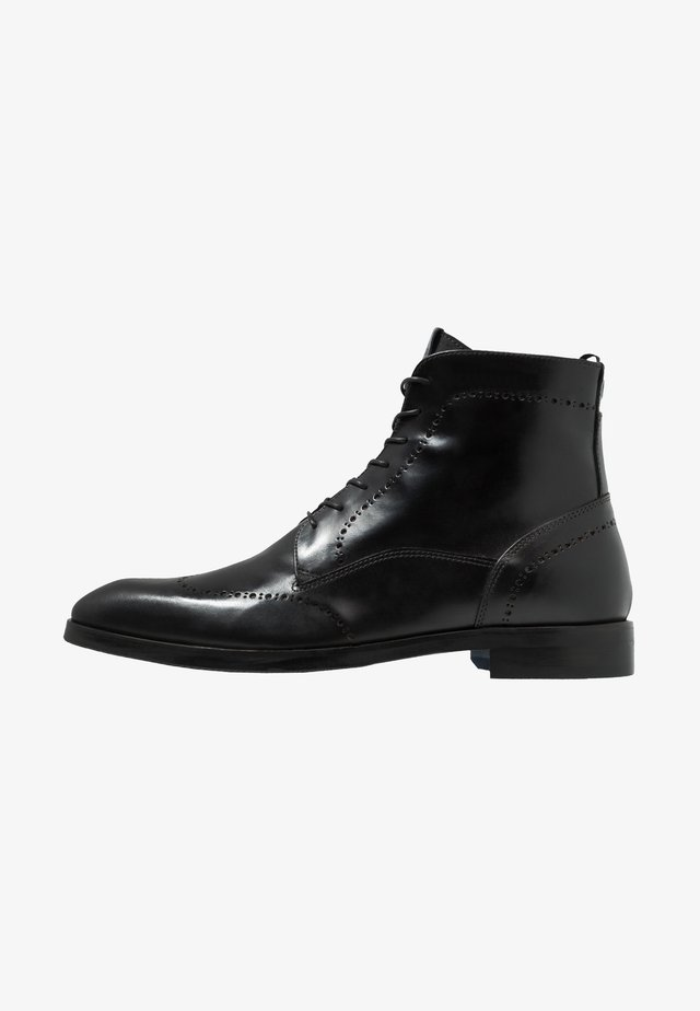 Veterboots - black