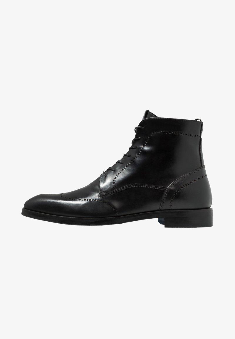 Giorgio 1958 - Šněrovací kotníkové boty - black