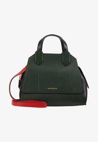 Emporio Armani - TOTE BAG - Håndtasker - khaki - 5