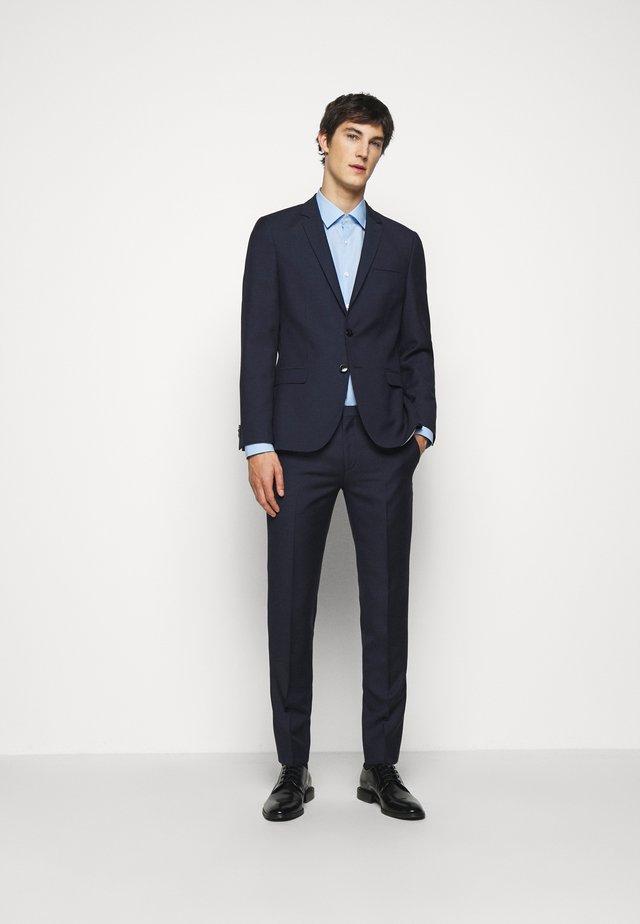 ARTI HESTEN - Anzug - dark blue