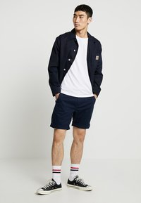 Tommy Jeans - ESSENTIAL - Shorts - blue - 1