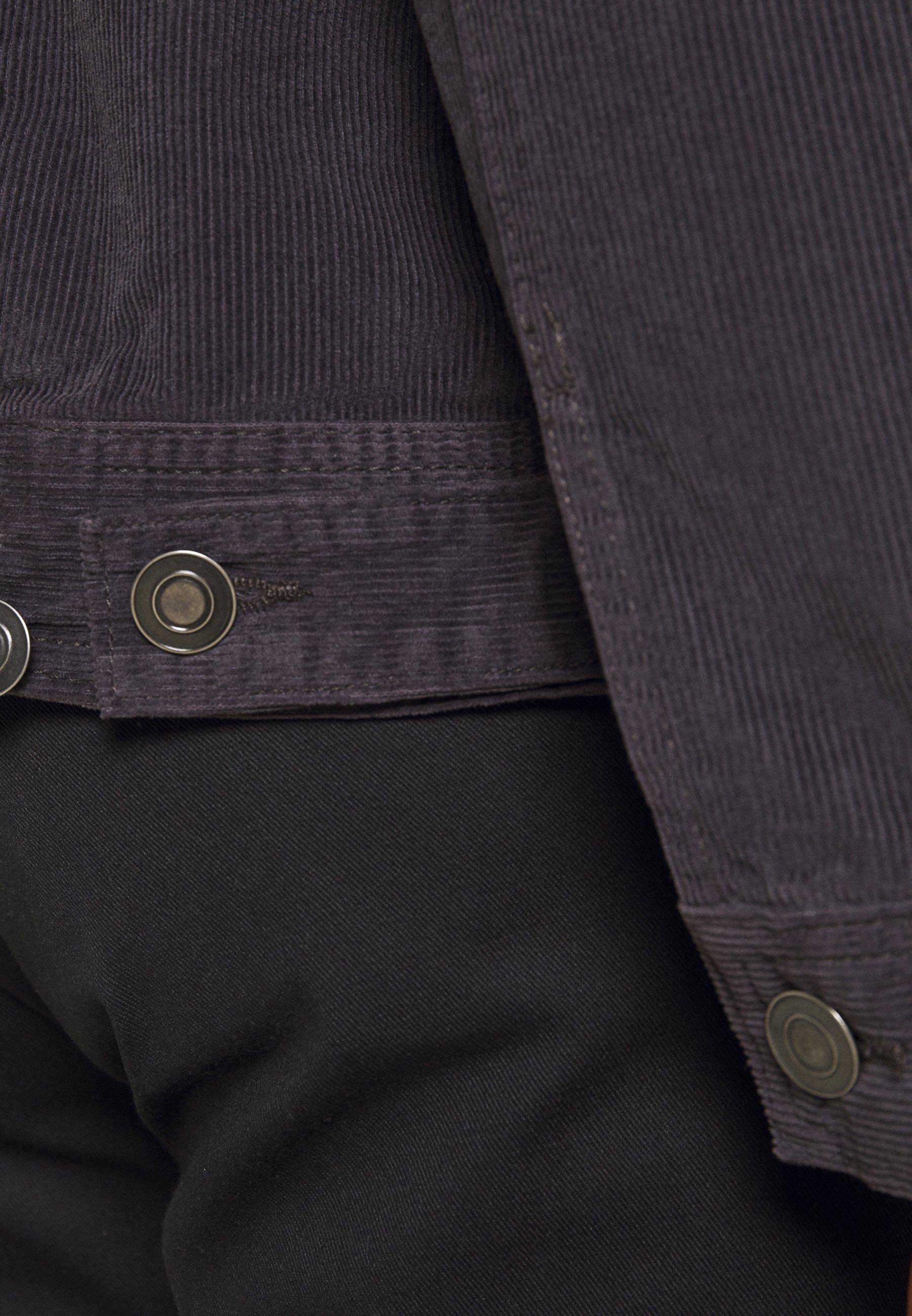 Men Summer jacket - khaki/black