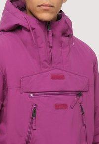 Napapijri - RAINFOREST - Winter coat - purple - 5
