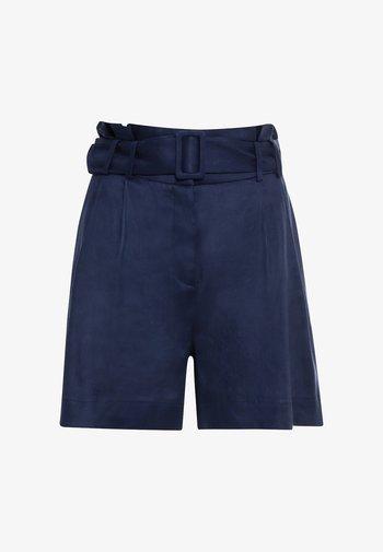 Shorts - tintenblau