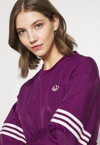 adidas Originals - BELLISTA - Day dress - power berry - 3