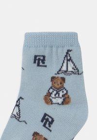 Polo Ralph Lauren - BEAR 3 PACK - Socks - blue - 2