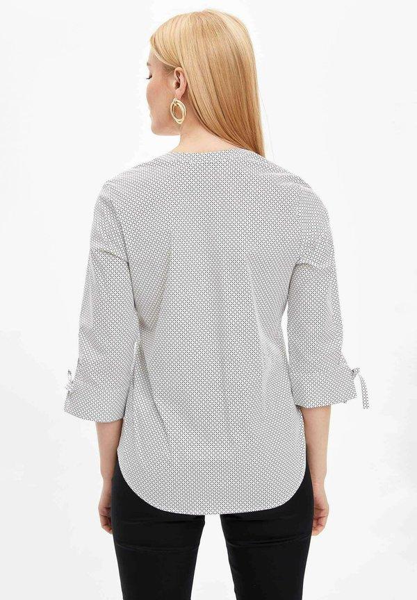 DeFacto Bluzka - white/biały SIMQ
