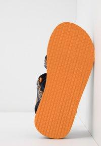 Jack Wolfskin - ZULU - Walking sandals - blue/orange - 5