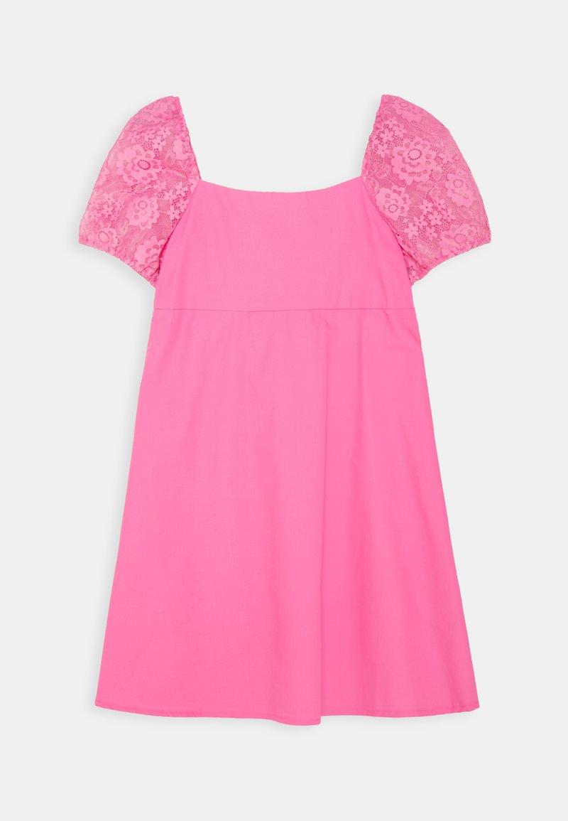 Chi Chi Girls - DAISY DRESS - Korte jurk - pink