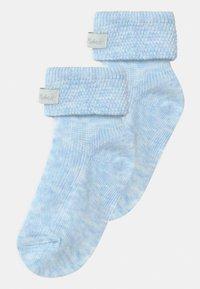 MP Denmark - 2 PACK - Socks - blue - 0