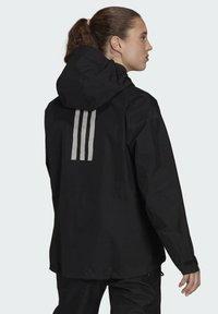 adidas Performance - GORE-TEX J TECHNICAL HIKING JACKET - Training jacket - black - 2