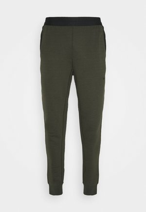 Pantalon de survêtement - sequoia/cargo khaki/black
