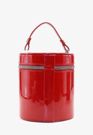 Handbag - red lack