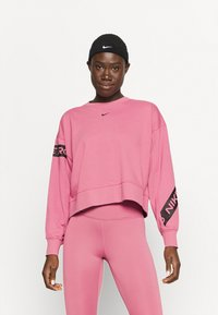 Nike Performance - GET FIT - Sweatshirt - desert berry - 0