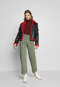 Rolla's - SAILOR PANT - Trousers - olive - 1