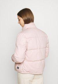 Dickies - RODESSA - Winter jacket - light pink - 2