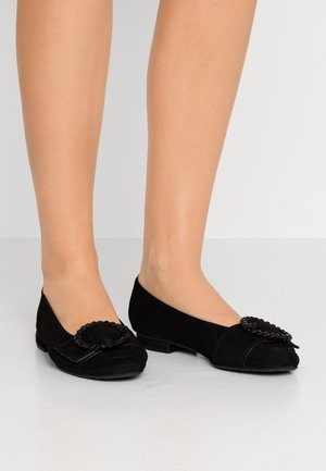MALU - Ballet pumps - schwarz/black