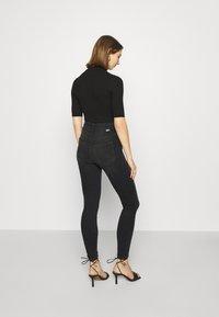 Dr.Denim - MOXY - Jeans Skinny Fit - black mist - 2
