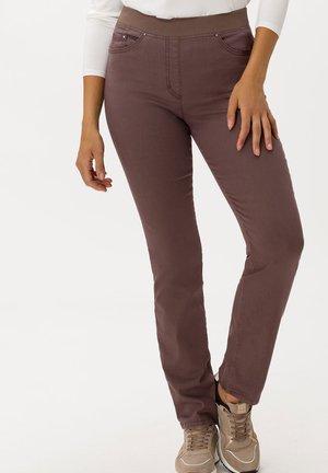 STYLE PAMINA - Slim fit jeans - nougat
