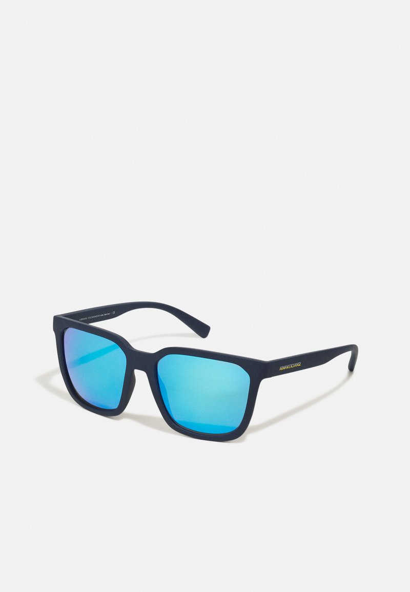 Armani Exchange - Sunglasses - matte blue