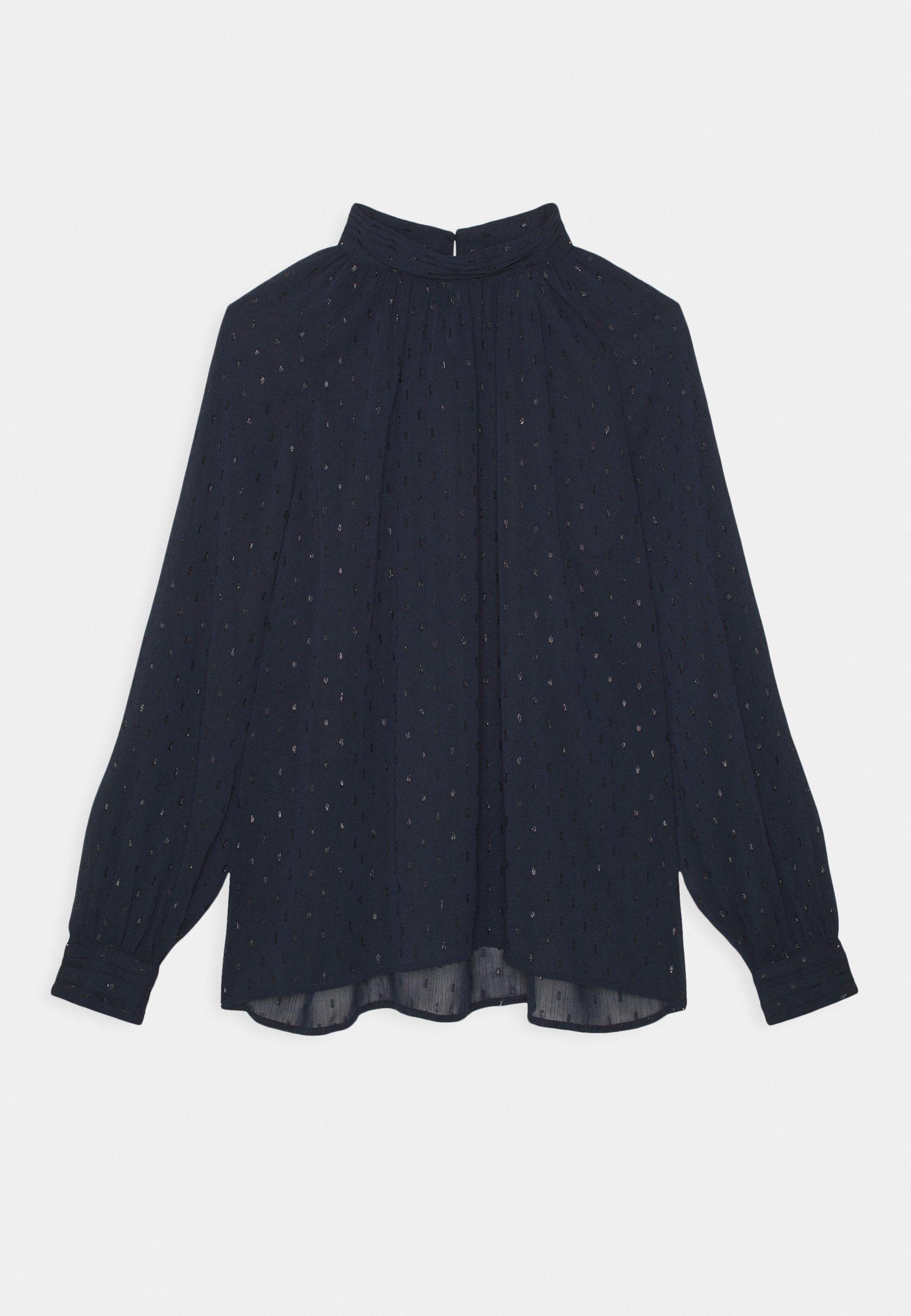 Women BLOUSE AUDREY - Long sleeved top