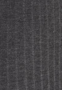 Anna Field MAMA - Trousers - dark grey - 2