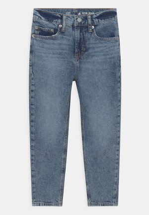 TEEN GIRLS MOM - Relaxed fit jeans - blue denim