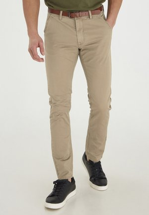 BRANO - Chinos - lead gray
