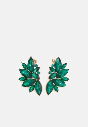 PCARIA EARRINGS - Earrings - gold-coloured