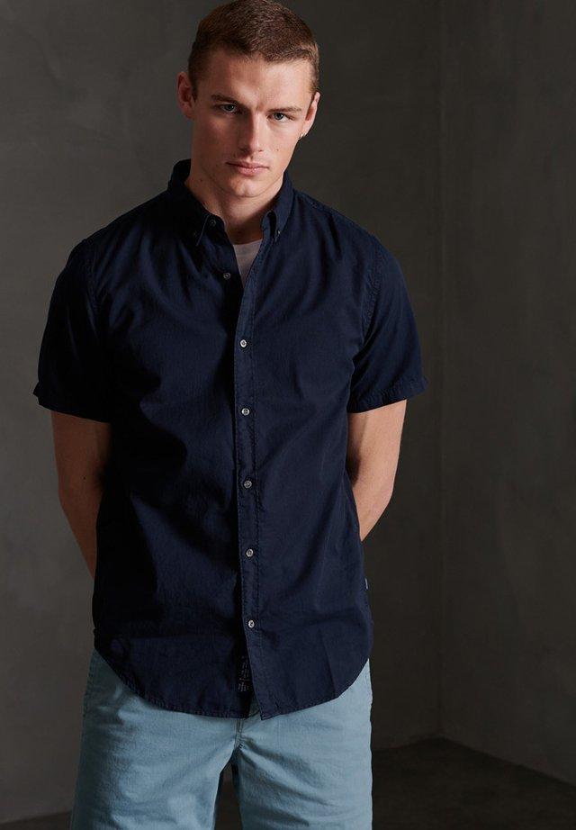 CLASSIC TWILL LITE  - Shirt - navy