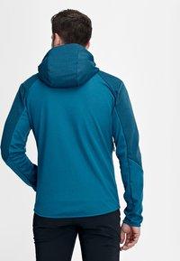 Mammut - Sports jacket - sapphire-sapphire melange - 1
