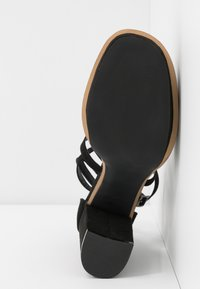 Simply Be - WIDE FIT BELLONA - High heels - black - 4