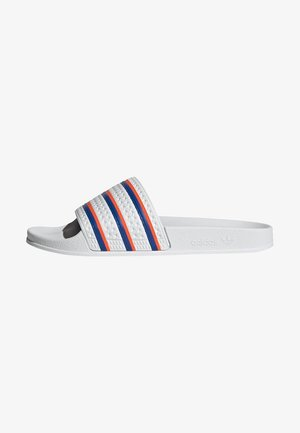 ADILETTE SLIDES - Pool slides - white