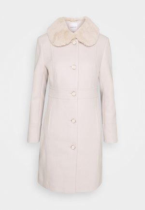 LINDA DOLLY - Classic coat - cream