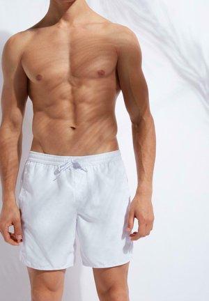 Swimming shorts - bianco