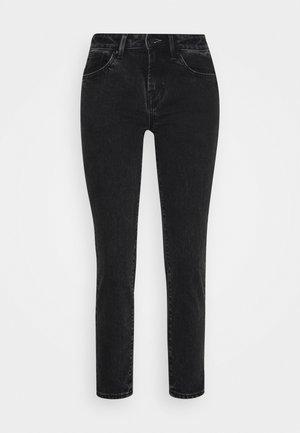 ANKLE - Jeans Skinny Fit - black