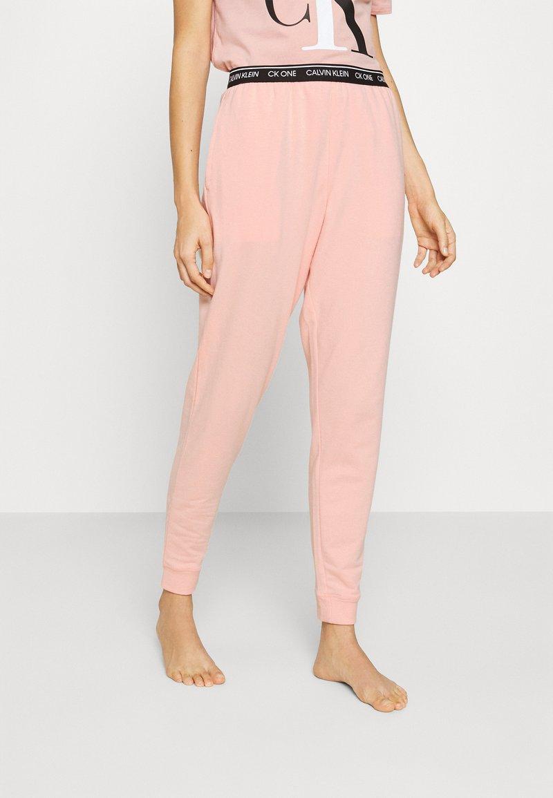 Calvin Klein Underwear - ONE LOUNGE - Pyjama bottoms - strawberry champagne