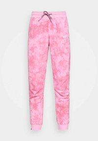 Ellesse - LORIOR - Tracksuit bottoms - pink - 4