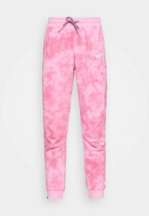 LORIOR - Tracksuit bottoms - pink