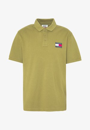 BADGE - Polo shirt - uniform olive