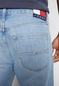 Tommy Jeans - REY - Denim shorts - light-blue denim - 4
